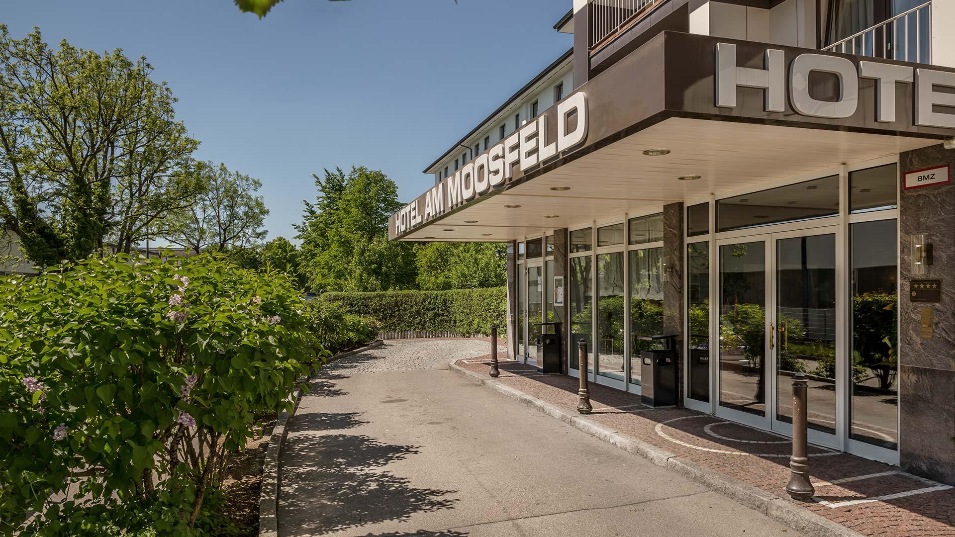 Munchen Hotel Am Moosfeld