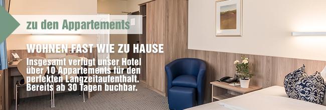Langzeitaufenthalt im Hotel Am Moosfeld
