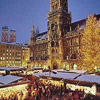 Christkindlmärkte in München